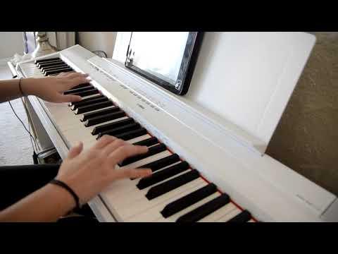 I love you - Riopy piano cover (Skam France season 3 Soundtrack)