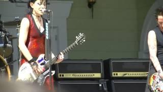 Joan Jett & The Blackhearts ~ Make It Back Live! ***NEW SONG***