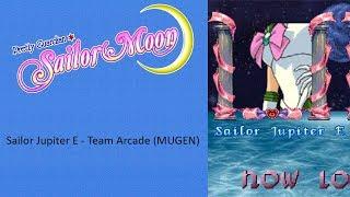 Sailor Jupiter E - Team Arcade (MUGEN)