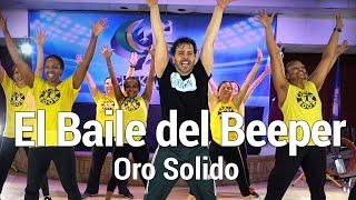El Baile Del Beeper Oro Solido Dance L Chakaboom Fitness Choreography