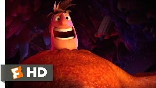 Cloudy With A Chance Of Meatballs - Chicken Brent Scene  7 10    Movie S