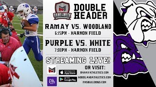 Ramay Vs Woodland - 8th grade football