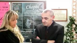 Intervista Al Sindaco Di Mede Lomellina Giorgio Guardamagnaper Bicentenario Di FChopin