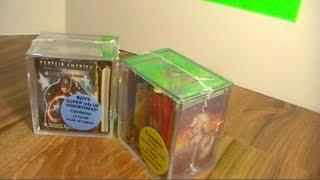 Mystery Trading Cards HUGE Unboxing!! Marvel, Bella Sara, Dragonball, Bakugan, TMNT By Bin's Toy Bin