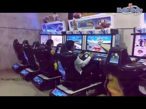 Arcade Games Outrunner Car 32
