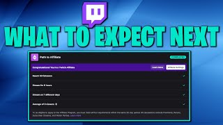 How To Apply For Twitch Affiliate Program   Step By Step Guide