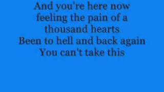 Anthem for the Underdog-12 Stones with lyrics