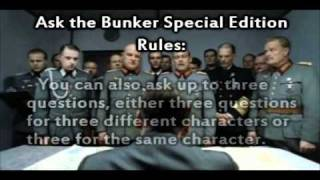 Ask The Bunker Special Edition