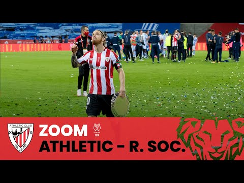 📽 ZOOM | Athletic Club vs Real Sociedad | Copa Final 19-20