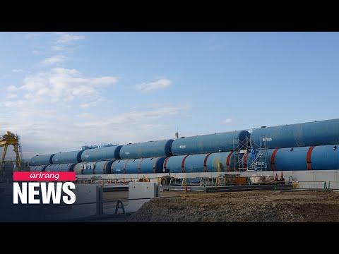 Contaminated water from Fukushima contains radioactive materials