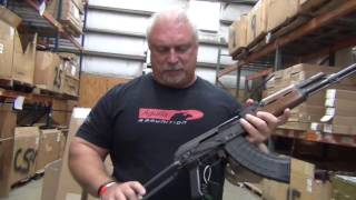 Blackheart Firearms Semi-Auto AK-47 (SAAK) 7 62x39 AKM Variant Under