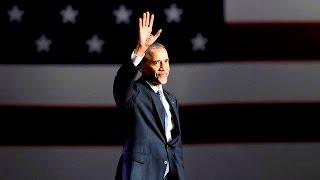 Прощальная речь Обамы фото