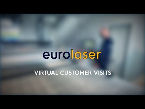 Virtual Customer Visit - eurolaser demo