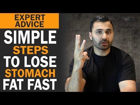 Pavyzdys, kaip numesti svorio
