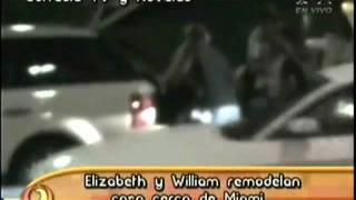 William Levy Y Elizabeth Gutierrez Se Han Reconciliado