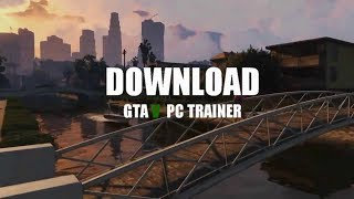 GTA 5 How to install TRAINER (tutorial and use menu tips)