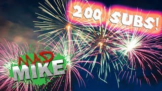 200 Subscribers! ???????? | FREESTYLE FPV