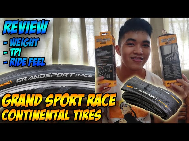 "Видео Покрышка Continental Grand Sport Race, 28"" 700 x 32C, Folding, Skin"