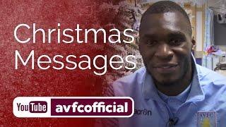 Happy Christmas from everybody at Aston Villa