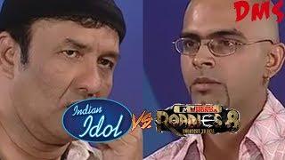 Raghu criticizes Raghu | Indian Idol vs Roadies