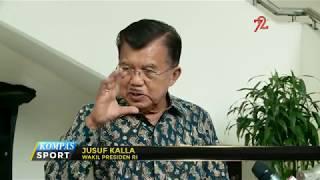 JK Kecewa dengan Prestasi Indonesia di Sea Games