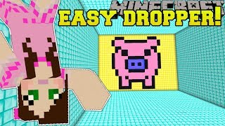 Minecraft: JEN'S SUPER EASY DROPPER! - VALENTINE PARK - Custom Map [4]