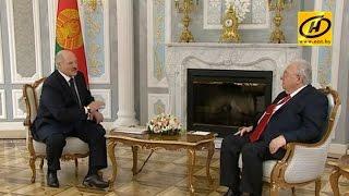 Александр Лукашенко поблагодарил Армена Хачатряна за укрепление белорусско-армянских отношений