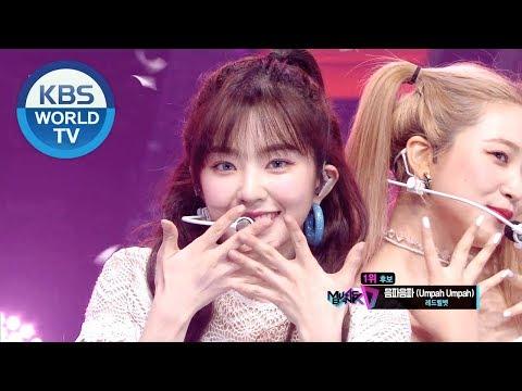 Red Velvet (레드벨벳) - 음파음파 (Umpah Umpah) ([Music Bank / 2019.08.30]