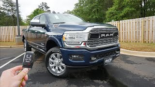 The 2020 Dodge Ram 2500 MEGA CAB Limited Is The ULTIMATE WORK TRUCK!