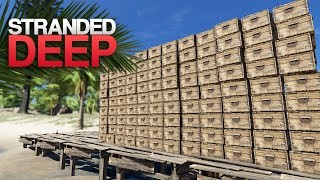 IT'S MOVING DAY! Stranded Deep S3 Episode 19