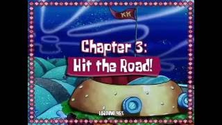 SpongeBob SquarePants - The Movie PC (Chapter 3: Hit the Road!) Gameplay