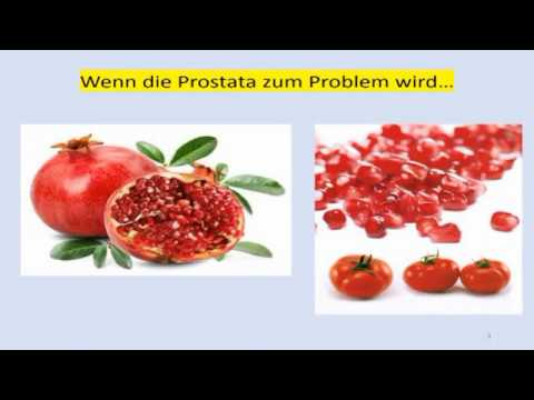 Diagnose der Prostatitis