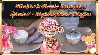 Kirakira☆Precure Sweets IRL Episode 0 - Mofurun Sakura Muffins