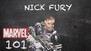 A Leader of Heroes - Nick Fury