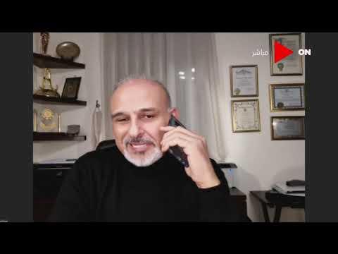 الفنان جمال سليمان يحسم الجدل حول سبب وفاة حاتم علي (فيديو )