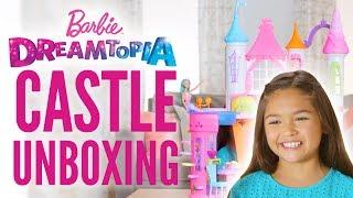 """Игровой набор домик для Барби Дримтопия Dreamtopia Свитвиль """"Конфетный дворец"""" Barbie Дворец Свитвиль DYX32 от компании Интернет-магазин """"Timatoma"""" - видео 2"""