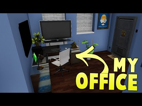 House Flipper - Major Office Renovation - Buying A Decent Home  - House Flipper Gameplay