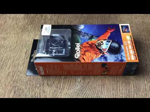 Unboxing und erster Eindruck Rollei Actioncam 372