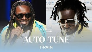 Why T-Pain Started Using Auto-Tune   Genius Level