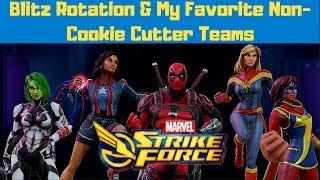 Orange Essentials: Ep  01 - The X-Men - MARVEL Strike Force