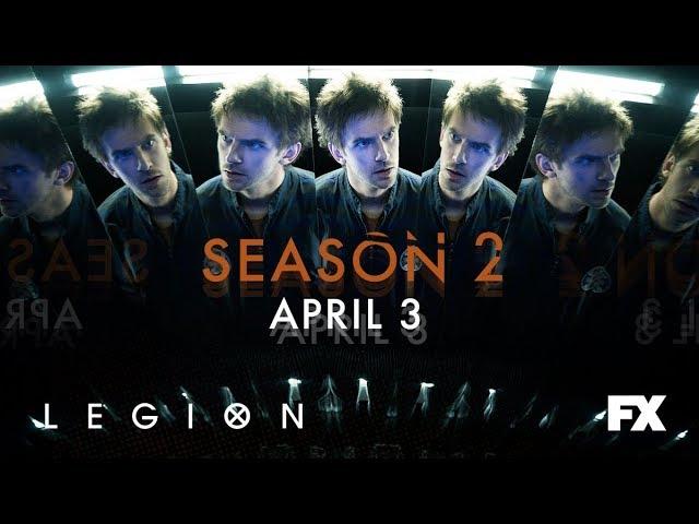 Legion Season 2 Episode 1: Still Not Trying to Make Any