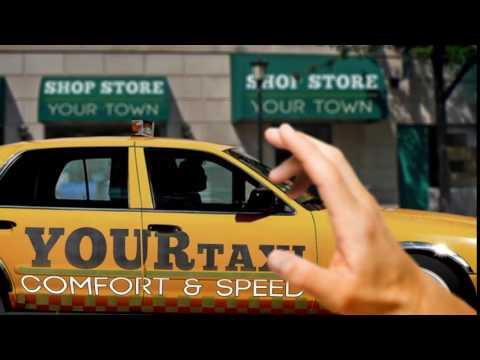 mp4 Automotive Taxi Logo, download Automotive Taxi Logo video klip Automotive Taxi Logo