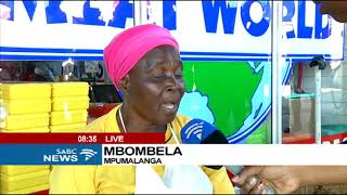 Mpumalanga reaction to Zuma