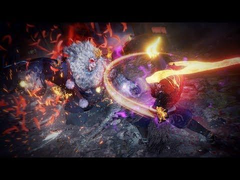 PS4《仁王2》TGS 2019 宣傳影像 (中文字幕)