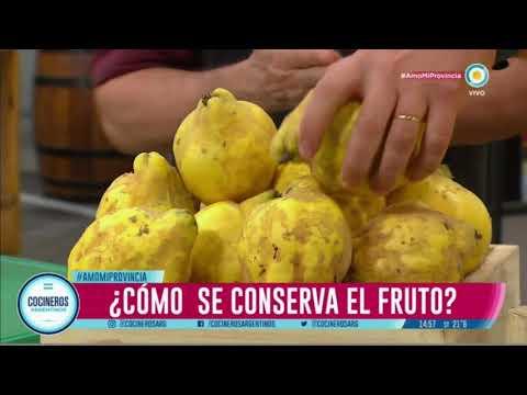 Membrillo, un fruto que tene?s que conocer