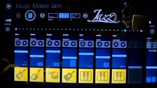 Windows 8   Music maker jam app review