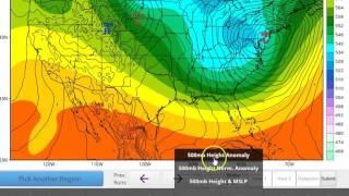 European & GFS Weather Model, Storm Signals Still Flashing