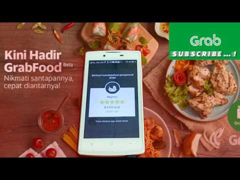 Video Cara makan GRATIS di GRABFOOD indonesia