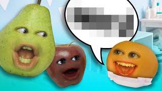 Annoying Orange - Baby Orange's First Word!