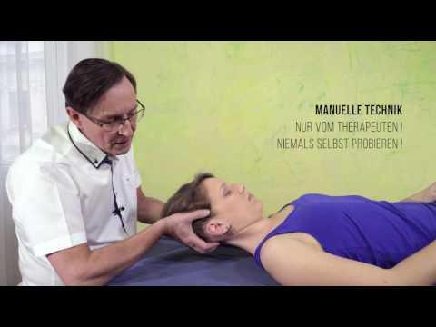 Hüftdysplasie in Kinderturnen Massage Video